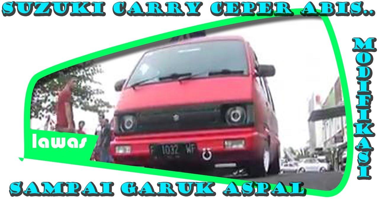 Modifikasi Mobil Carry Ceper Modifotto