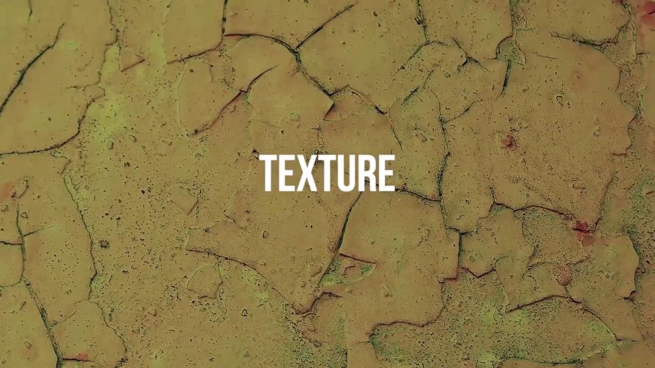 Texture Art Vocab Definition