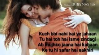Soch.Na.Sake Hindi Song With Lyrics