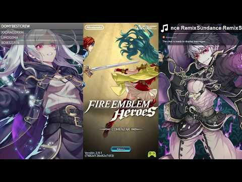 MUCHO COLISEO   Chat Y Chill En Fire Emblem Heroes