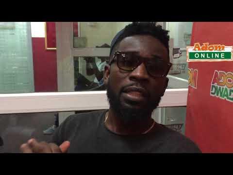 Bisa Kdei opens up on VGMA2018; Beef with KK Fosu