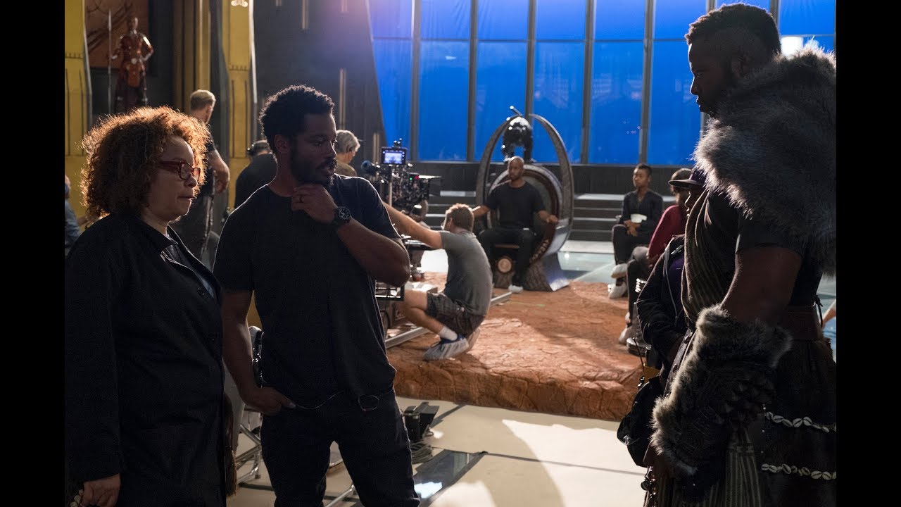 How 'Black Panther' costume designer found inspiration worthy of a superhero