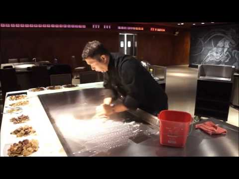 How to Clean Teppanyaki Grill Table Equipment