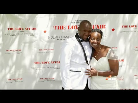 Njeri and Martin Wedding Highlights (Kenya Wedding)
