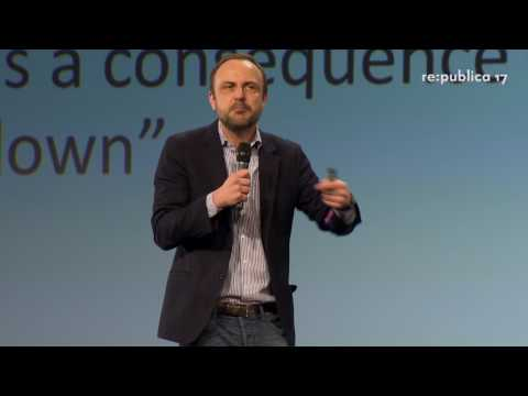 re:publica 2017 - Peter Neumann: Online Radicalisation – Myths and Reality