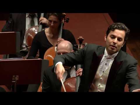 Carl Maria von Weber. Overture to Oberon. Frankfurt Radio Symphony. Farkhad Khudyev conductor.