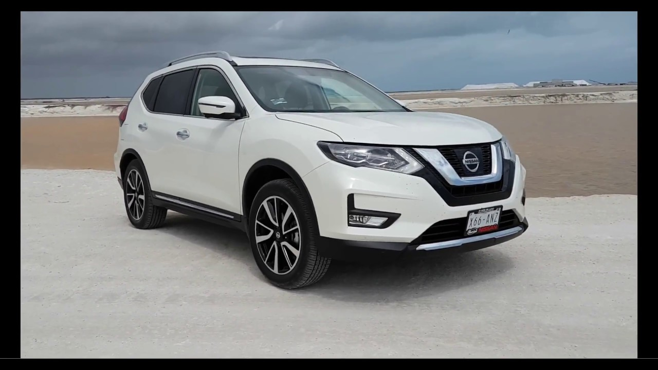 nissan x trail 2018 accesorios revista auto motores informa youtube. Black Bedroom Furniture Sets. Home Design Ideas