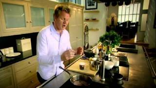 Duck Breast With Gooseberry Sauce - Gordon Ramsay