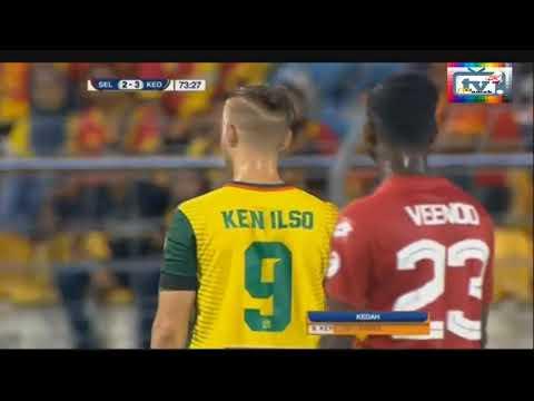 Amri Yahya vs Ken Ilso PM 2017 15/9/2017