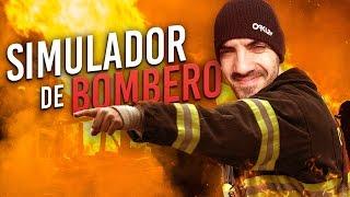 SIMULADOR DE BOMBERO
