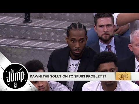 Kawhi Leonard return to Spurs a solution to their problems? | The Jump | ESPN