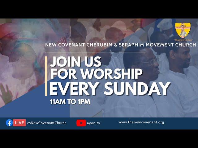 Thanksgiving Service , 05-09-2021, C&S New Covenant Church, London