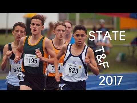 QLD Track and Field State Championships 2017