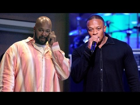 'Suge' Knight claims Dr Dre paid to have him ki...