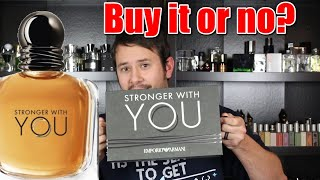 Emporio Armani Stronger With You Fragrance Review | Get Compliments, Bro