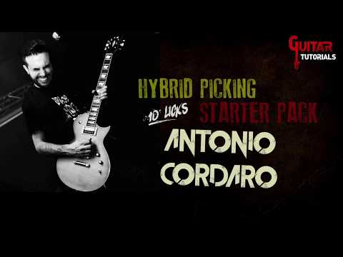 Antonio Cordaro - Hybrid Picking Starter Pack