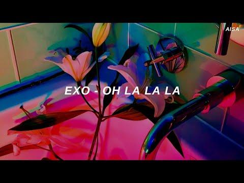 EXO (엑소) 'Ooh La La La' Easy Lyrics