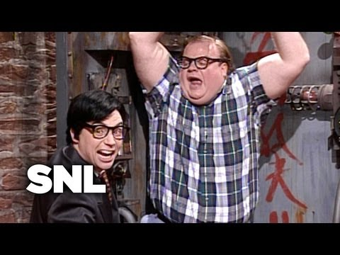 Japanese Game Show - Saturday Night Live