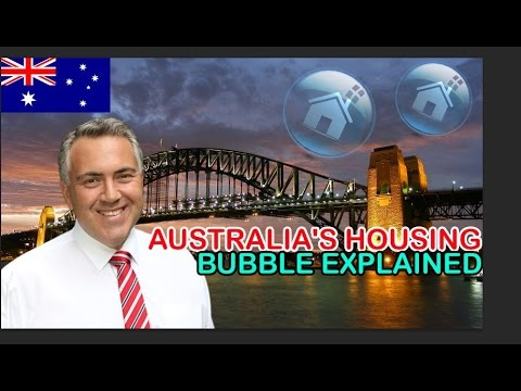 Australia's property bubble explained