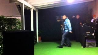 dancing la canelera