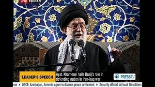 Khamenei says no retreat on Iran nuclear ahead of talks