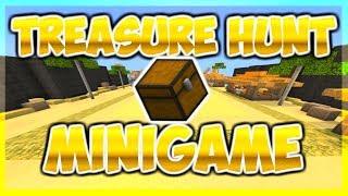 FS Treasure Hunt Minigame Map | (Bedrock Edition)
