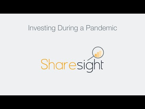 Sharesight - Investing During A Pandemic
