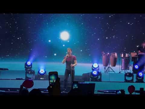 Pablo Alborán en Rosario, TOUR PROMETO 2018 show completo.-