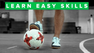 These 5 Simple Football Skills Will Impress Your Friends!
