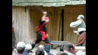 Pirate Duel at TN Ren Fest Thumbnail