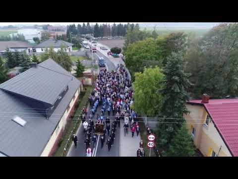 Powitanie MB W Znaku Ikony Jasnogórskiej - Mórkowo 24.09.2019