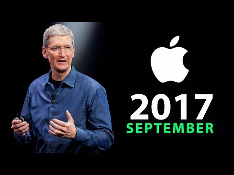 Apple September 2017 Event - Everything to Expect!