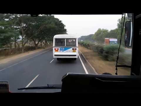 When TATA beats VOLVO || WBTC vs SBSTC vs SHYAMOLI || Bus race