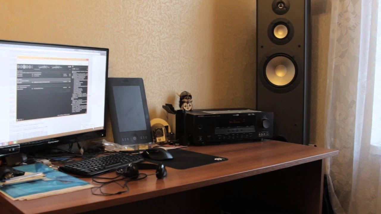 Yamaha NS-6490 - YouTube