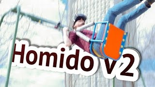 ТЕХ Обзор #2 — HOMIDO V2