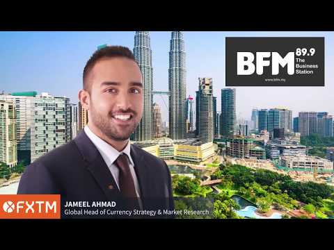 BFM interview with FXTM's Jameel Ahmad | 10/07/2018