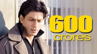 600 Crore Kiska Hua? - Shah Rukh Khan On PK Collections