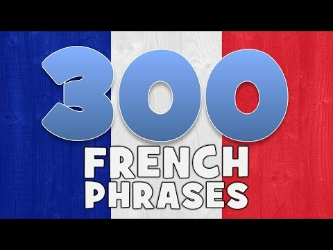 Learn 300 French phrases for this summer