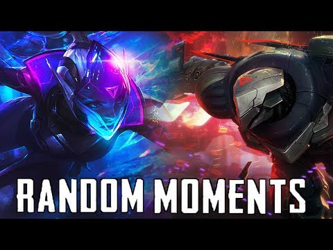 Random LoL Moments #20 | League Of Legends Mid thumbnail