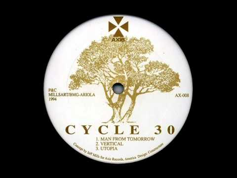 Jeff Mills - Untitled [A1] Cycle30