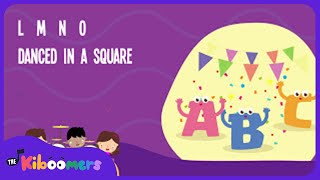 Alphabet Boogie Song Lyrics | Alphabet Songs for Toddlers | ABC | The Kiboomers