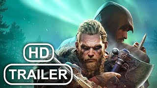 ASSASSIN'S CREED VALHALLA Story Trailer (2020) HD