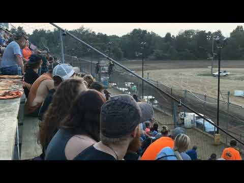 Butler Motor Speedway 8-4-18