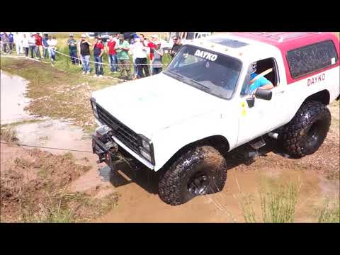 Chevrolet Blazer K5 41'' & Jeep Cherokee XJ 4.0  **OFFROAD**