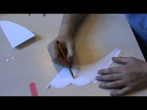 Как сделать нарды Построение рисунка
