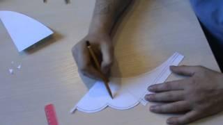 Как сделать нарды Построение рисунка(Первый урок как сделать нарды., 2013-10-03T17:33:02.000Z)