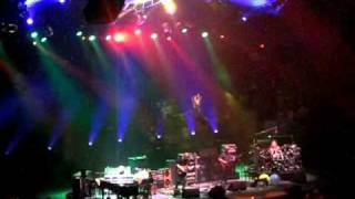 "Phish - ""She Caught the Katy and Left Me a Mule to Ride"" - Worcester, MA. December 28th, 2010"