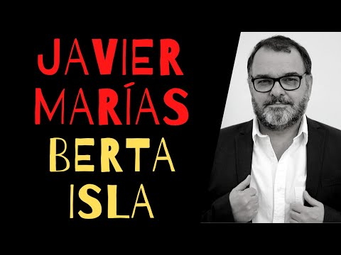berta-isla,-o-romance-(policial)-de-javier-marías
