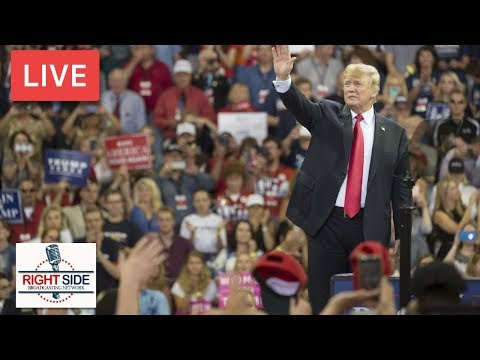 FULL EVENT: President Donald Trump Holds MASSIVE Rally In Johnson City, TN 10/1/18