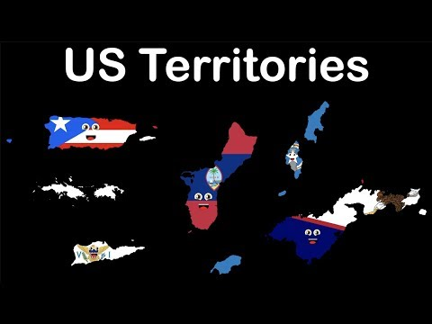 US Territories/US Territories Geography/US Territories Song